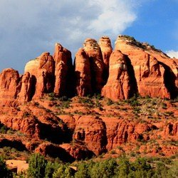 Chapel area of Sedona, Little Horse Park, real estate and homes