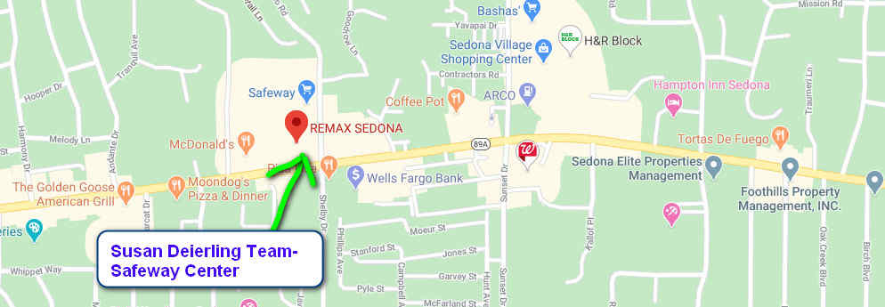 REMAX Sedona Location